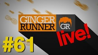 GINGER RUNNER LIVE #61 | Jamil Coury and The 2015 Barkley Marathons