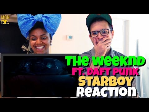 The Weeknd - Starboy (ft. Daft Punk) Reaction