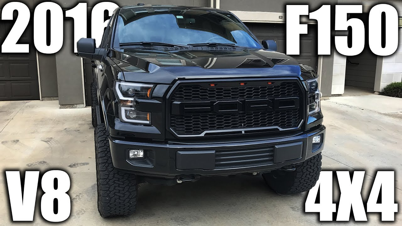 2016 F150 Mods Amp Upgrades 5 0 V8 4x4 With Commentary
