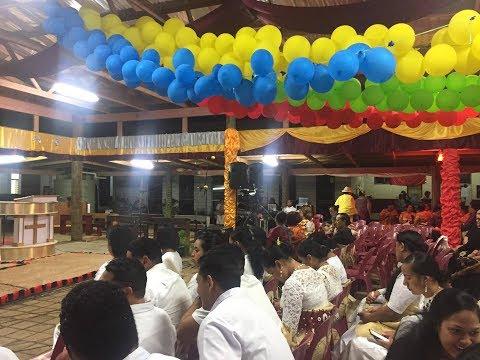 Pō Lotu Fakafeta'i - Tonga High School - 70th Anniversary Celebration