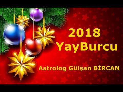 Yılın Güçlüsü//Yay Burcu 2018 Astrolojik Yorumu
