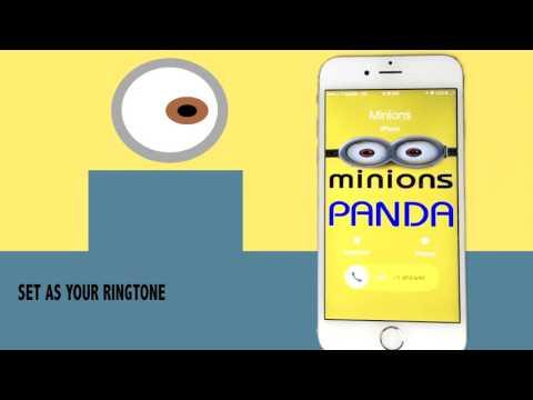 Desiigner Panda Minions Parody Ringtone