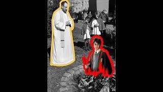 Księża spalili Harrego Pottera na stosie