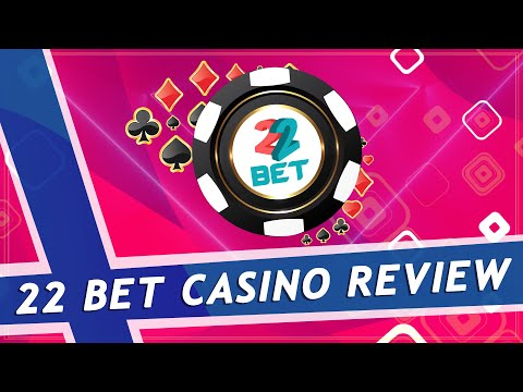 22bet Online 【FULL anmeldelse & spilleautomater 2021】 video preview