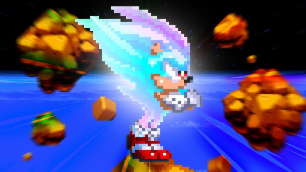 Sonic 3 AIR: True Hyper Sonic