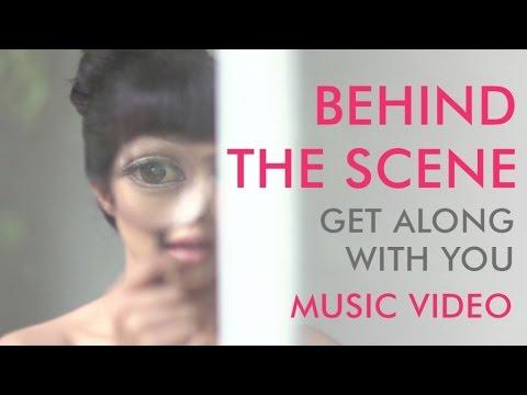 Yura Yunita - Get Along With You (Behind The Scene)
