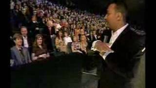 Russell Peters Joking About Girlfriend at Juno 2008