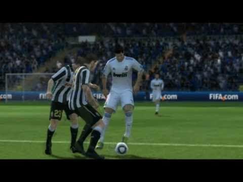 FIFA 11 New Skills Tutorial (Xbox 360 And PC - KEYBOARD)