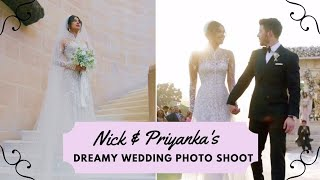 Priyanka Chopra Nick Jonas Wedding Ceremony pics