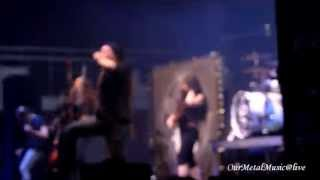 ELUVEITIE - Prologue + Helvetios - live in Poznań 5.03.2013 HD