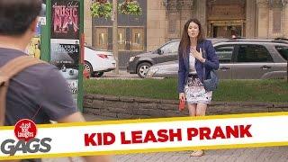 Kid Leash Prank