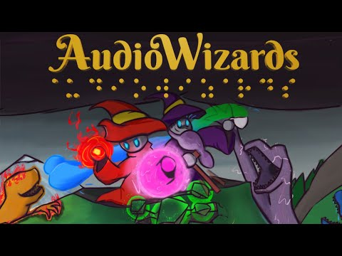 AudioWizards gameplay trailer & website re-design!