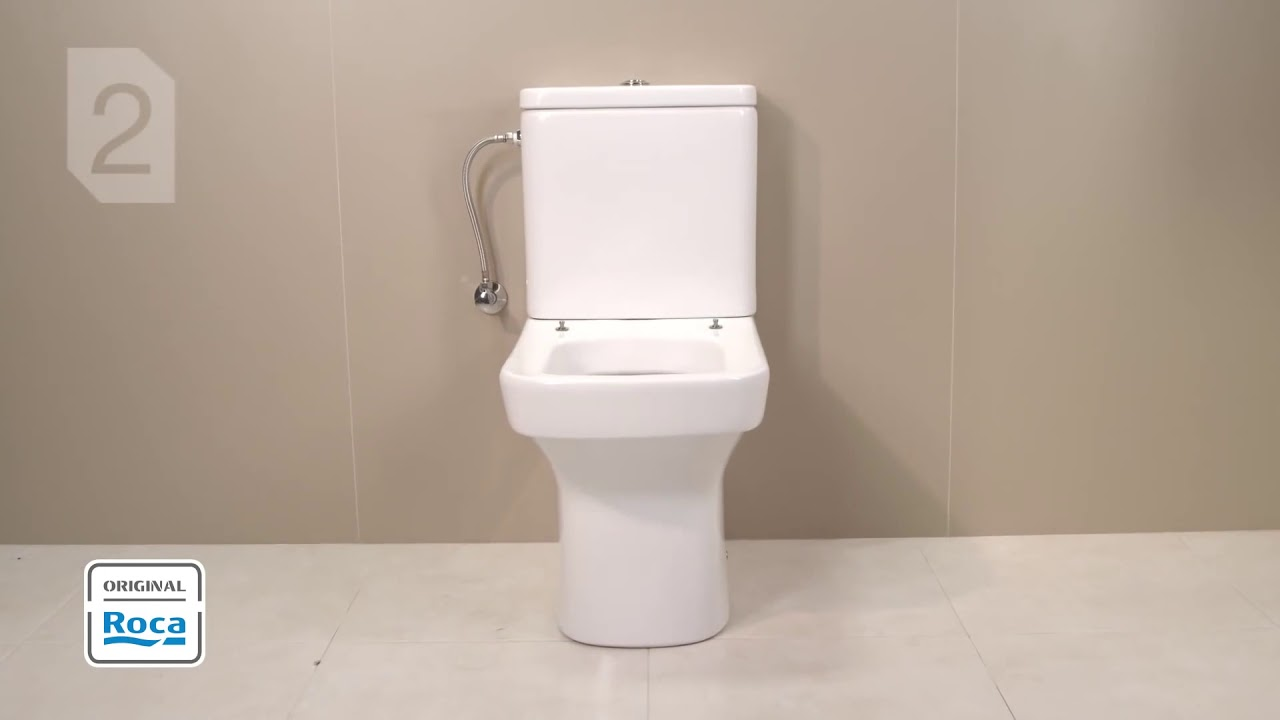 Montaz wc