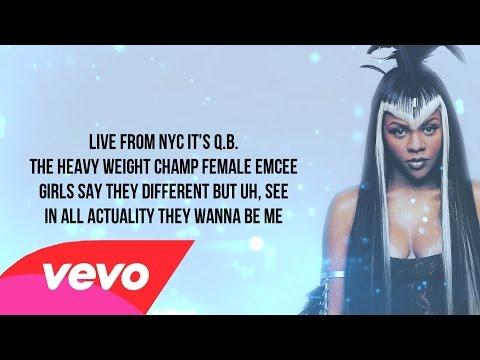 Lil' Kim - Notorious K.I.M. (Lyrics On Screen) HD