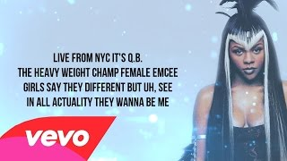 Lil' Kim - Notorious K.I.M. (Lyrics On Screen) HD