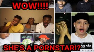 Reactors Reacting to Pusha T   The Story Of Adidon Drake Diss  REACTION COMPILATION PART 2 edit