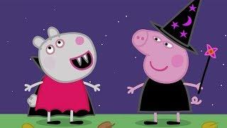 Peppa Pig Português Brasil 🎃 Truco o Trato 🎃Especial de Dia das Bruxas
