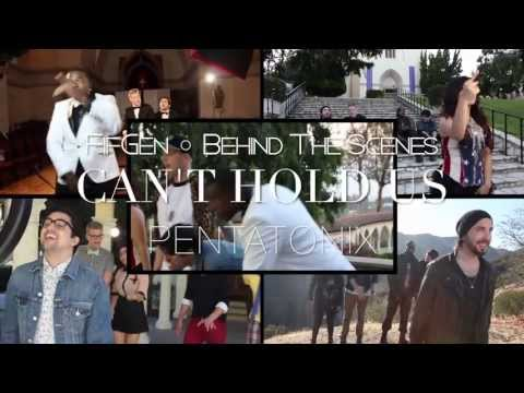 Behind the Scenes - Can't Hold Us - Pentatonix