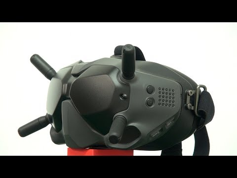 Let&39;s try analog FPV with the DJI digital  goggles