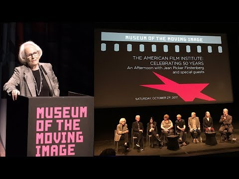 The American Film Institute: Celebrating 50 Years [Panel Discussion]