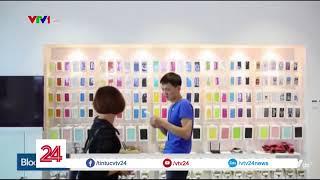 Ốp điện thoại Apple, Xiaomi từ Trung Quốc chứa chất gây ung thư | VTV24