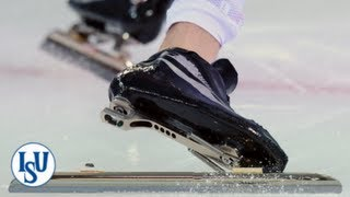 This is the Spirit of Speed Skating. Simply Amazing.