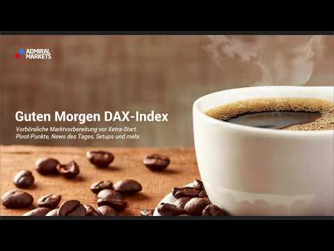 Guten Morgen DAX-Index für Do. 15.02.18 by Admiral Market