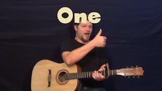 One Ed Sheeran Easy Strum Fingerstyle Guitar Lesson How to Play Tutorial
