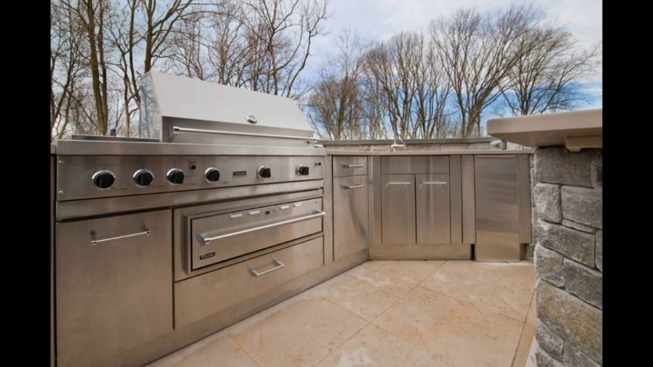 Stainless Steel Doors For Outdoor Kitchen