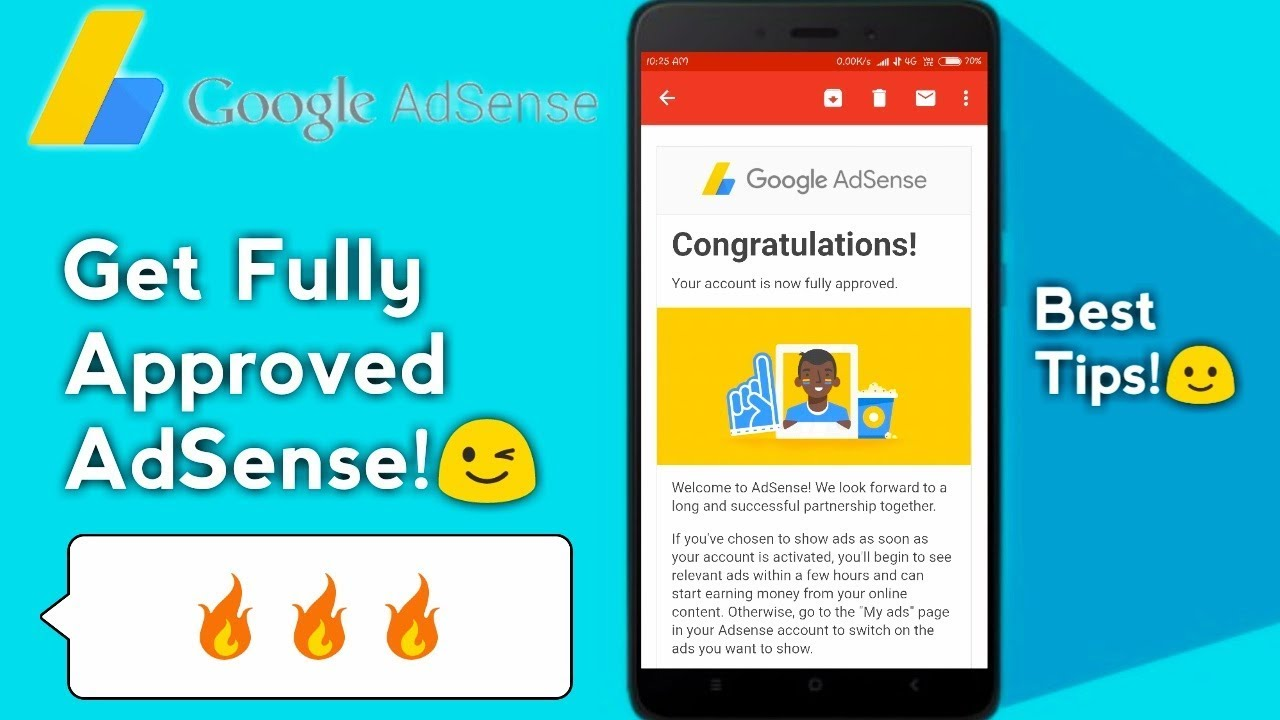 Get Fully Approved AdSense | Adsense Approval Tips and Tricks hindi 2018