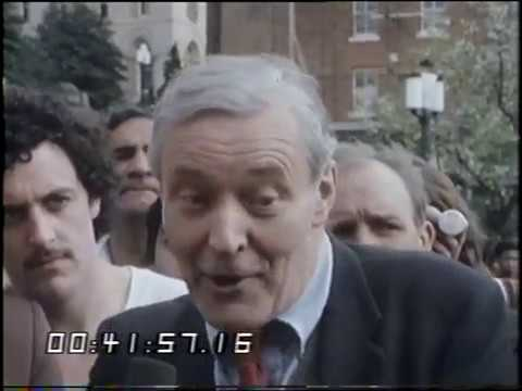 Tony Benn - Labour Party - Political Struggle - 1981