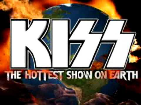 KISS - THE HOTTEST SHOW ON EARTH