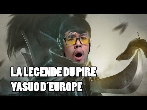 LA LÉGENDE DU PIRE YASUO D