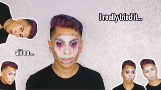 Download I tried doing a HALLOWEEN LOOK and FAILED! | Louie's Life Mp3 and Videos
