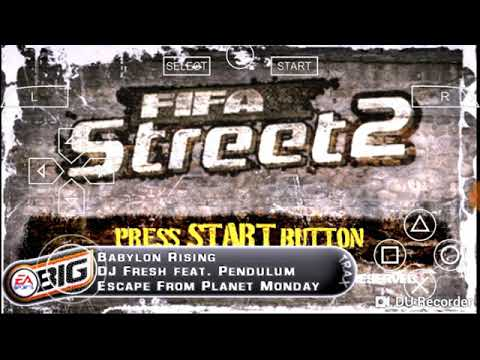 Fifa Street 2+cheat Psp Only 76mb