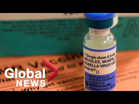 Measles outbreak: NYC Mayor de Blasio provides update