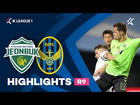 Jeonbuk Incheon Goals And Highlights