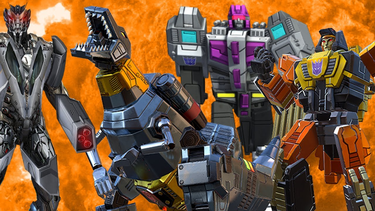Power of the Primes: Abominus? Predaking?    DINOBOT COMBINER!?!?| TF:  Insane Asylum #90