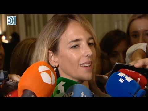 """Álvarez de Toledo, a Alonso: """"Me ha sorprendido que un antinacionalista me califique de extranjera"""""""