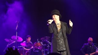 Culture Club - Time (Clock of the Heart) – Live in Berkeley