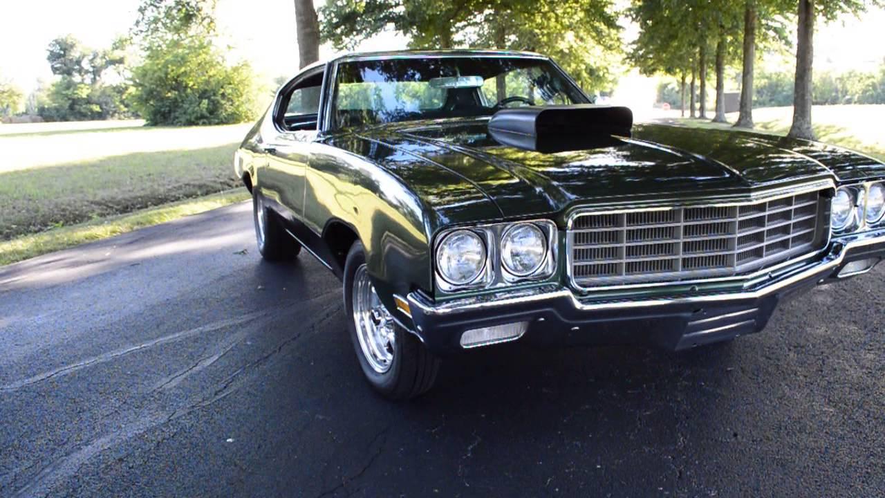 '70 Buick Skylark - YouTube
