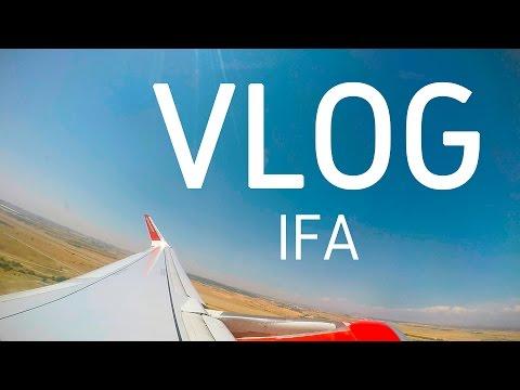 VLOG IFA 2016, ¡nuestro viaje a Berlín!
