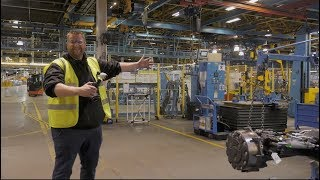 GRASSMEN TV - New Holland Basildon Factory Tour