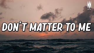 Baixar Drake - Don't Matter To Me ft. Michael Jackson (Lyrics Video) || KidTravisMusic