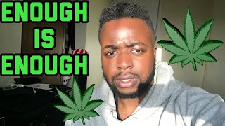 QUIT Smoking WEED: 3 Things You Must Do (IMMEDIATELY)