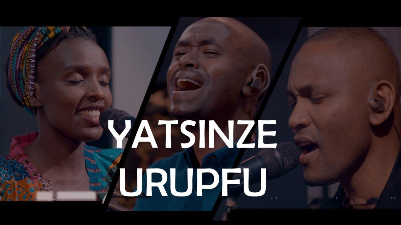 Download Yatsinze urupfu by Patient Bizimana Feat Fabrice & Maya (Official Video)