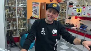 JEDNOOKI BANDYTA  na DAKAR Krzysztof Jarmuż WNG