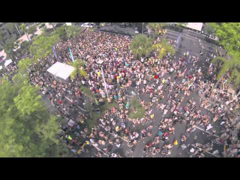 Mad Decent Block Party 2014  Ft. Lauderdale After Movie