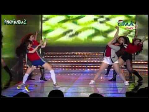 Party Pilipinas [Happy PP] - Sayaw Pilipinas  = 01/01/12