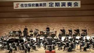 Harry Potter Symphonic Suite-John Williams-Robert W Smith-Sasebo Wind Orch-Jack Adams - Cond.